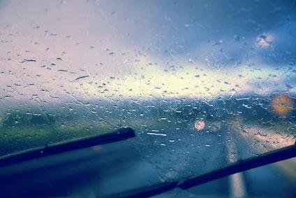 Как работает датчик дождя?
